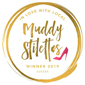 Muddy Stilettos award logo