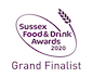 Suzzex FieFood & Drink Awards Finalist 2020